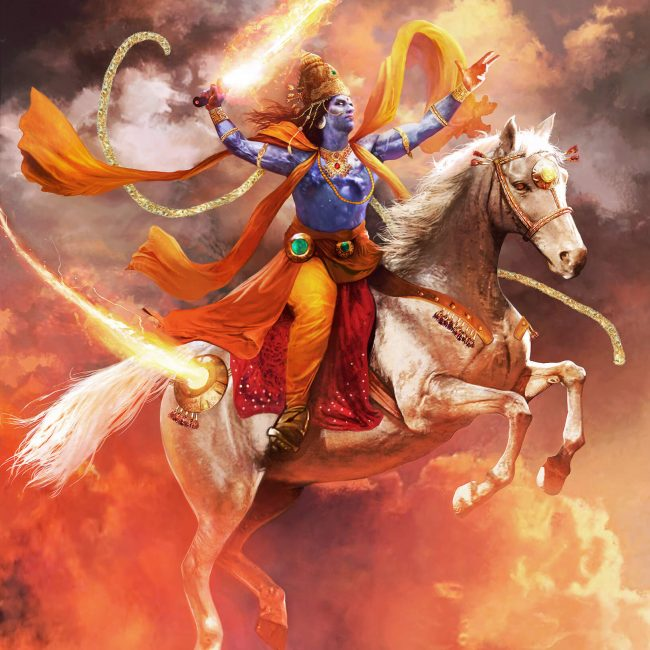 Kalki-The Last avatar of Vishnu