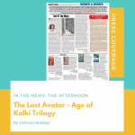 Press Coverage - Last Avatar - The Afteroon
