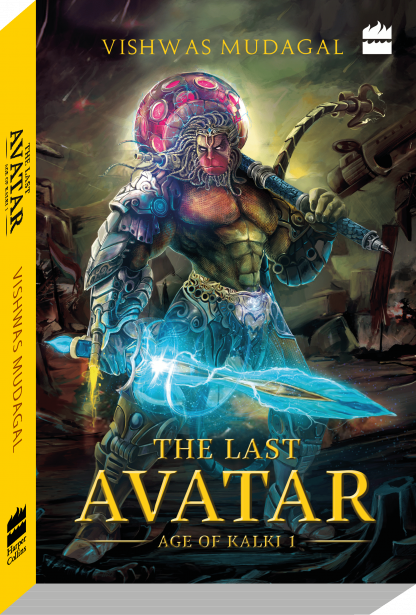 The Last Avatar - Age of Kalki-Book